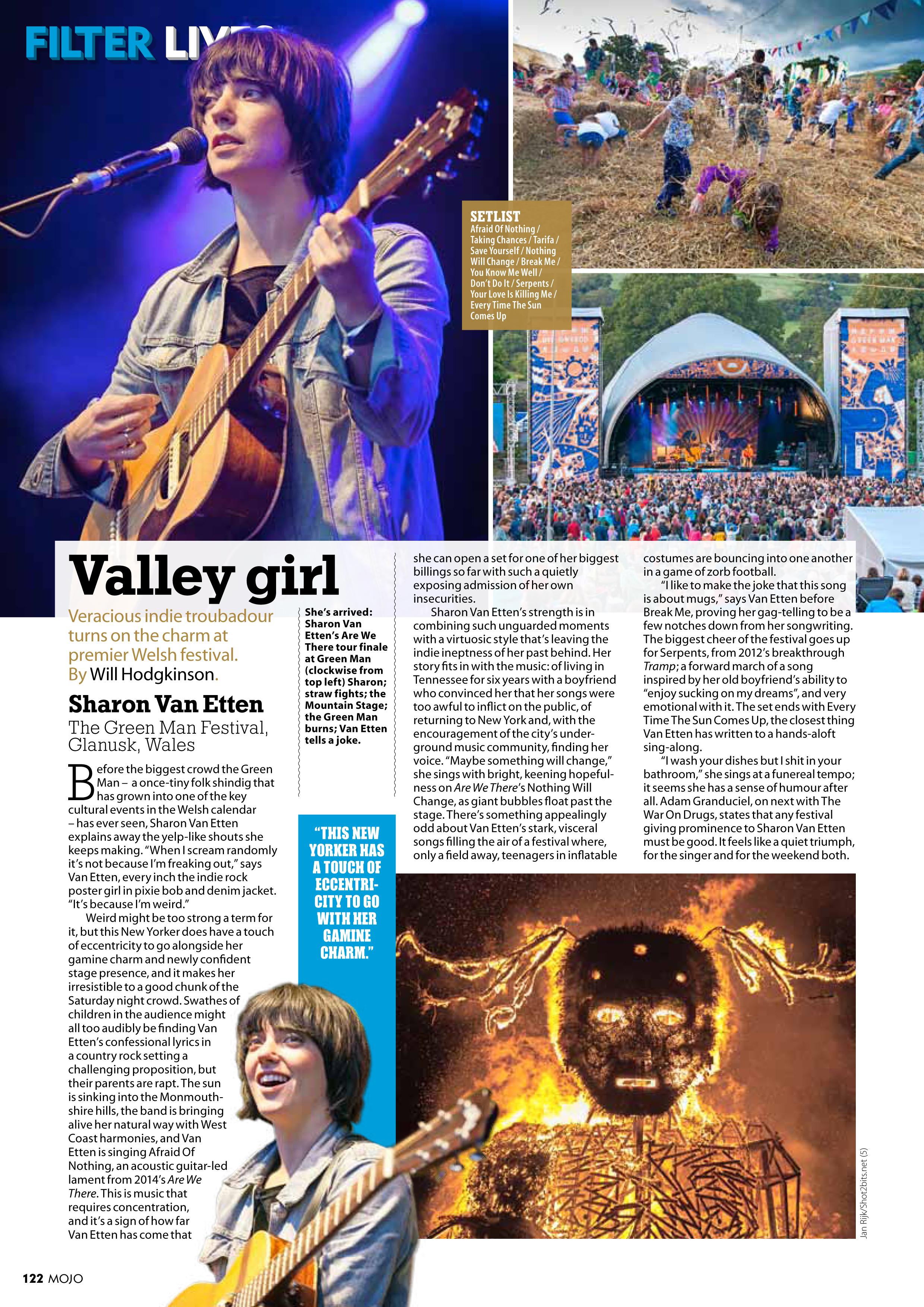 MOJO Magazine November 2013